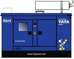 125 KVA Silent Diesel Generator