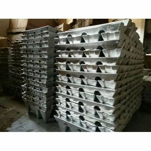 Zinc Alloys Ingots