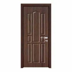 PVC Bathroom Hinged Door