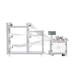 Clam Type Mask Blank Machine