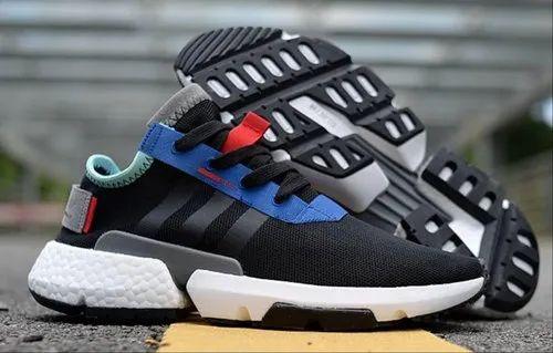 c37c7d7b9e5e Black   Grey Sports Adidas Pod S3.1 Shoes For Men