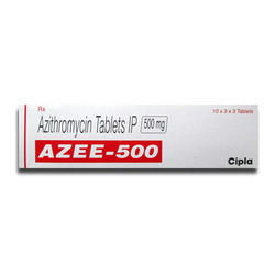 Azee 500 Tablet