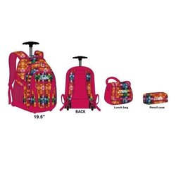 Kids Trolley School Backpack
