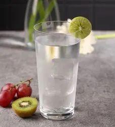 Non-Lead Crystal Glass Transparent Bohemia Crystal, Jive, Water Glass, 480ml