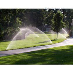Irrigation Designing System Service