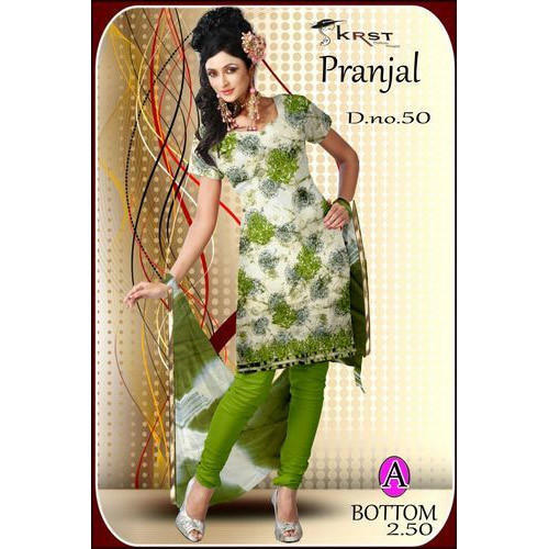 2976839db KRST Cotton Printed Suit Material