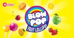 Blow Pop - Fruit Lollipop
