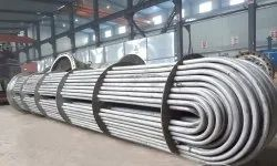 Stainless Steel 304L Heat Exchanger Tubes