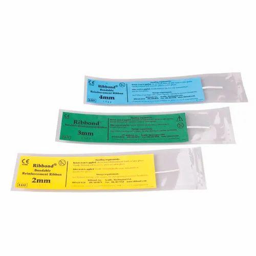 Fiber Dental Bondable Reinforcement Ribbon For Space Maintainer