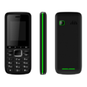1.8 Inch Black Green Feature Phone