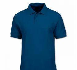 Polo Plain Casual Half Sleeves T Shirt