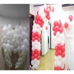 Birthday Event Balloon Decoration Service
