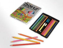 Doms Zoom Premium Artist Grade Colour Pencils