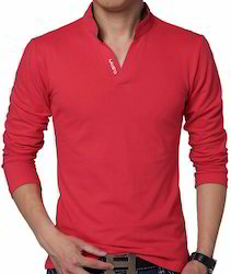 Men's Casual Collar T-Shirt