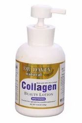Dr. Davey Natural Collagen Beauty Lotion Whitening, For Personal, Cream
