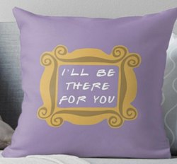 Customized Printed Pillow Cover