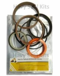 Heavy Seals For JCB 3d 130 - 15167 Replacement Of JCB Seals Kits Boom 130 - 15167