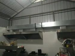Hood Stainless Steel Kitchen Chimney