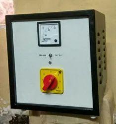 10KVA Manual Stabilizer