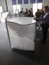 U+2 Polypropylene 1 Ton Bag, Size: 90x09110 Cm