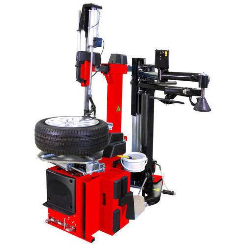 Tyre Changers For Cars And Lcvs Fully Automatic Tyre