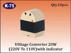 K-75 Voltage Converter Step Down