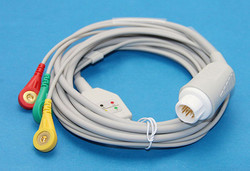 Phillips ECG Monitor Cable 3 Lead & 5 Lead