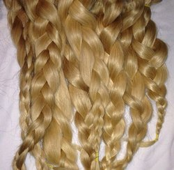 100% Temple Indian Human Blonde Colour Hair Whole Sale Hair King Review