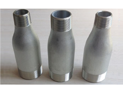 Duplex Steel Swage Nipple, Size: 1/2 inch