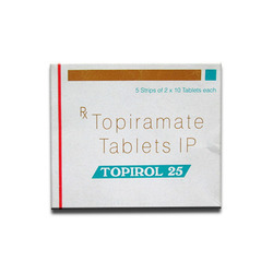 Topirol 25 Mg Tablets
