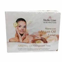 Vedic Line Moroccan Argan Oil Facial Kit