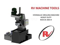 Hydraulic Drilling Machine 25 Mm