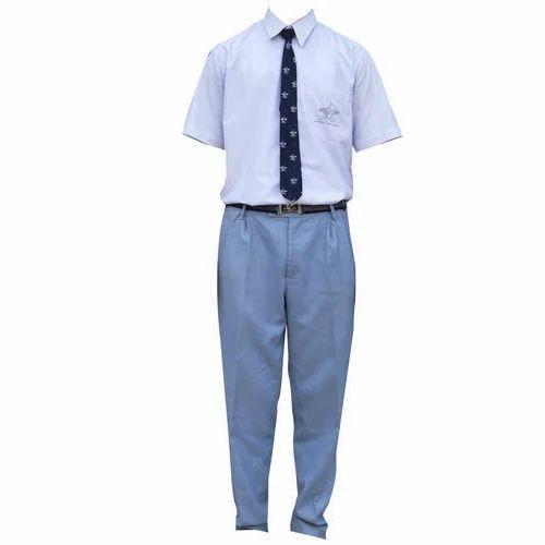 Cotton Formal Wear School Boy Uniform, Size: Small, Medium, Large, XL, Rs  300 /piece | ID: 17406431788