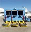 6 ton Asphalt Melting Unit