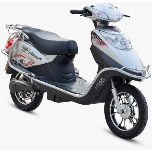 hero flash e5 electric scooter speed 40 km h rs 49700. Black Bedroom Furniture Sets. Home Design Ideas