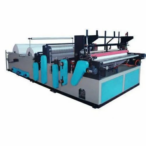 Fully Automatic Paper Bag Making Machine, Capacity: 80-100 (Pieces per hour)