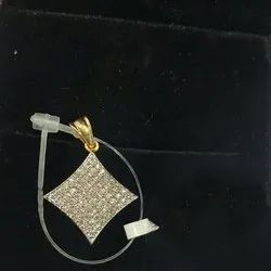 Party Wear Diamond Pendant