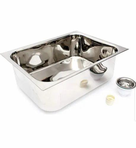 24x18 Stainless Steel Kitchen Sink