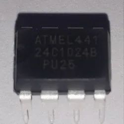 EEPROM IC AT24C1024 ATMEL