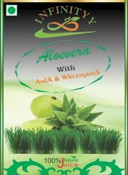 Wheat Grass with Giloy & Panch Tulsi