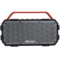 Zoook Bluetooth Speaker ZB-Rocker Torpedo (Red Black)