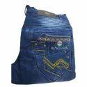 Premium Blue Denim Jeans