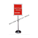 Meeting Display  poster Stand