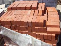 Rectaingular Clay Bricks, Size: 9 X 5 X 3 Inches, for Floor