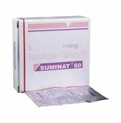 Sumatriptan Suminat 50 Tablet