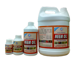 Organic Neem Based Pesticides Oil