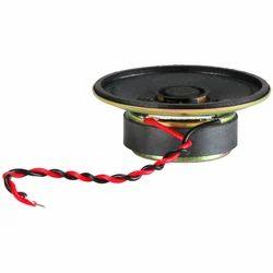 Black Round Frame Mini Speakers
