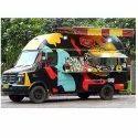 Food Truck Body Fabrication