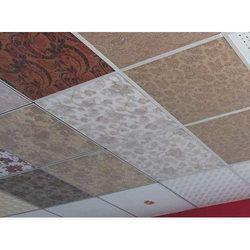 Square PVC Ceiling Tiles