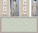 Digital Printed Gown Fabrics
